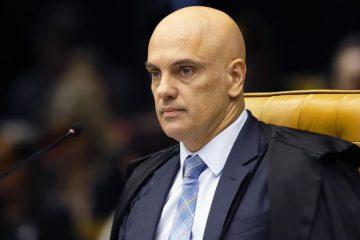 moraes 360x240 - Moraes mantém ordem de prisão contra Zé Trovão: 'garantia da ordem pública'