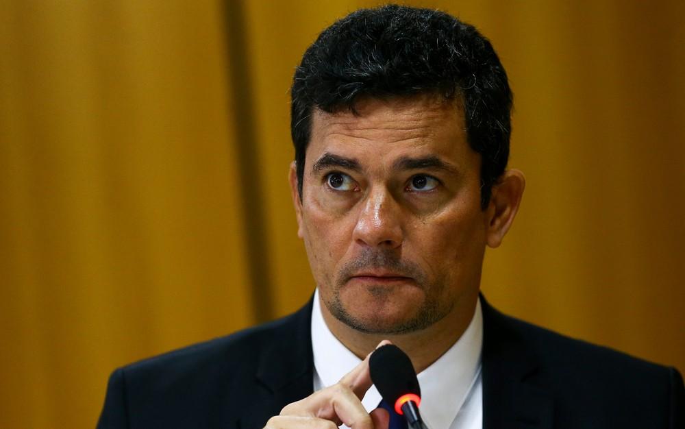 moro - SURPRESA! Sergio Moro convoca entrevista coletiva e deve anunciar saída do Ministério da Justiça