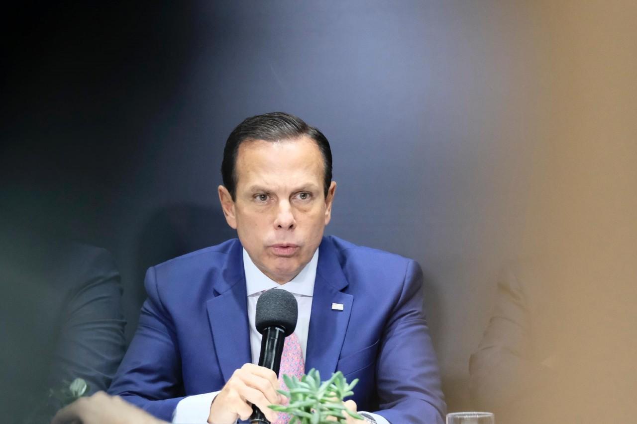 o governador joao doria durante coletiva de imprensa sobre o coronavirus 1584137867826 v2 1920x1279 - COVID-19: Parque Ibirapuera vai abrigar 3º hospital de campanha em São Paulo