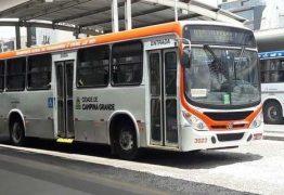 Coronavírus: ônibus voltam a circular em Campina Grande nesta sexta-feira