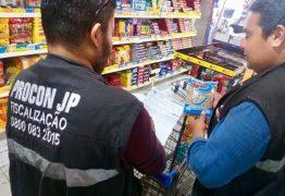 Procon-JP fecha três lojas, autua seis e notifica 55 estabelecimentos por descumprimento dos decretos da pandemia