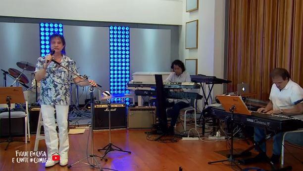 reiii - AO VIVO: Roberto Carlos faz show live em comemoração ao seu aniversário de 79 anos; VEJA VÍDEO