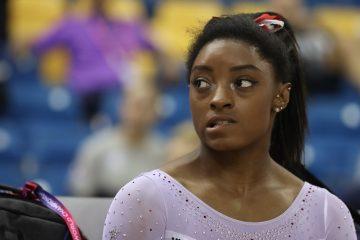 Simone Biles diz que deveria ter desistido de competir antes dos Jogos de Tóquio