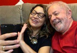 Ex-presidente Lula e a noiva surpreendem em live de cantora – VEJA VÍDEO