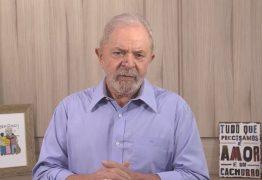 DIA DO TRABALHADOR: Lula presta homenagem aos trabalhadores em meio à pandemia da Covid-19 – VEJA VÍDEO