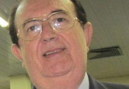 Políticos emitem notas para lamentar morte do ex-prefeito de Patos e ex-deputado estadual Dinaldo Wanderley por Covid-19