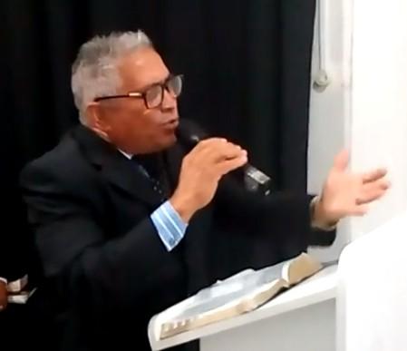 Pastor Raimundo Pereira - Pastor Raimundo Pereira, da Assembleia de Deus, morre de Covid-19 em João Pessoa; VEJA VÍDEO