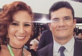 Carla Zambelli acusa Moro de proteger o PSDB quando era juiz