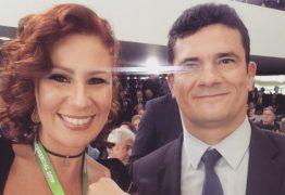 Deputada disse a Moro que Bolsonaro iria 'cair' com demissão e apagou mensagem após saída