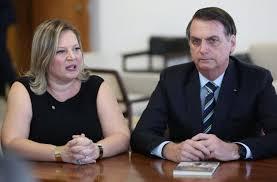 baixados 4 - Joice Hasselmann questiona do que Bolsonaro tem medo no discurso de Moro