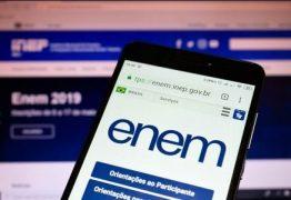 Prazo de inscrição do Enem é adiado pelo MEC e vai até às 23h59 de quarta-feira, 27 de maio