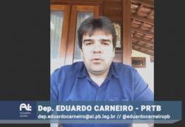 ALPB aprova indicações de Eduardo que asseguram isenção e prorrogação de tributos para empresas do setor de turismo