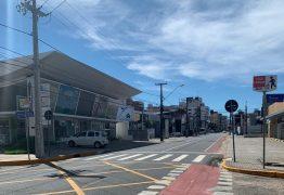 Prefeitura de João Pessoa anuncia que comércio, shoppings e praia continuarão fechados e cidade permanece sem transporte público
