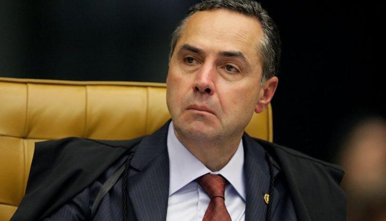 luis roberto barroso - URGENTE: ministro Barroso manda instalar CPI da Covid no Senado