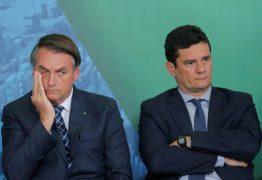 Moro pede que depoimento presencial de Bolsonaro seja mantido