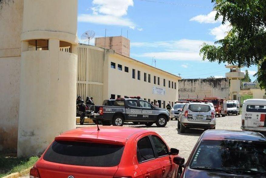 presidio de patos - Mais 12 detentos testam positivo para Coronavírus no presídio de Patos