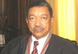 Morre nesta sexta-feira (19) em João Pessoa desembargador aposentado Manoel Paulino da Luz