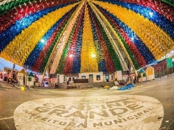 Sao Joao Campina Grande parque do povo - São João sem eventos deve causar perda de R$ 300 milhões para Campina Grande