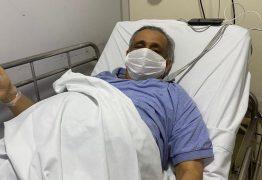 Deputado Edmilson Soares será submetido a cirurgia e família pede doação de sangue