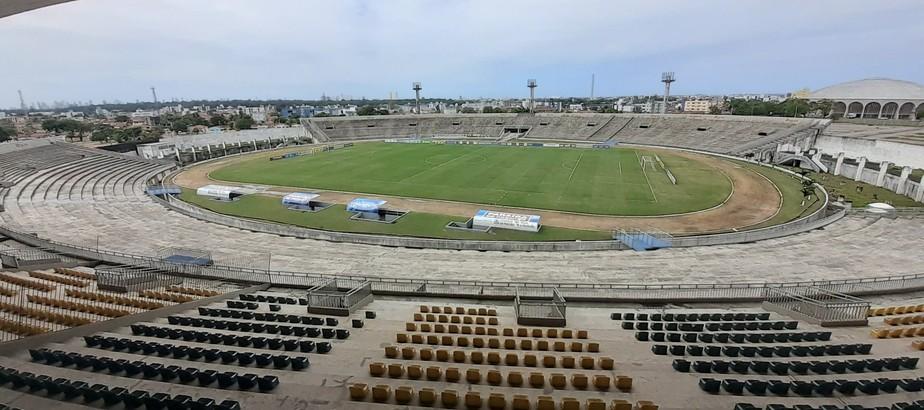 almeidao2 B1nPQUT - JOGO COM PÚBLICO: Cícero Lucena revela que próximo decreto deve liberar a presença de torcedores nos jogos do Botafogo-PB