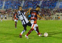 CAMPEONATO PARAIBANO: Botafogo-PB recebe o Campinense no Almeidão na volta do futebol PB