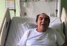 Empresário Joselito Gomes recebe alta após se recuperar de Covid-19: 'Saio com fé'