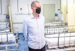 Bruno Covas segue isolado em casa e sem sintomas do coronavírus