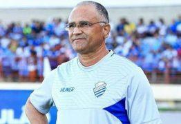 Oliveira Canindé comenta contratação de Ruy Scarpino pelo Campinense