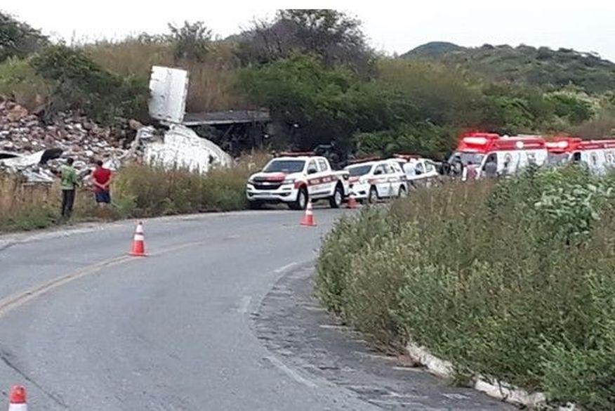 screenshot 9 1 - ACIDENTE: Carreta tomba e motorista morre em serra do Teixeira, no interior da Paraíba