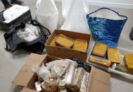 Polícia desarticula laboratório de drogas que funcionava em residência na cidade de Cabedelo