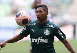 PUNIÇÃO: Atacante do Palmeiras é suspenso pela Fifa – ENTENDA