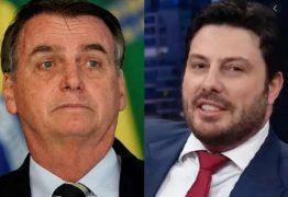 Bolsonaro nega ter procurado SBT para pedir demissão de Danilo Gentili