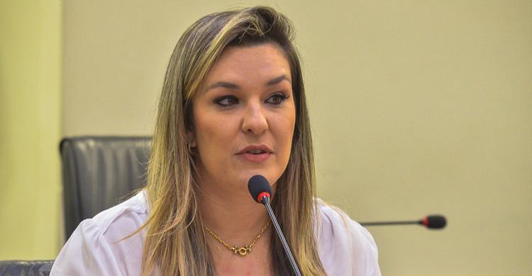 Deputada Camila Toscano 1 1 - 'SEM RADICALISMOS': Camila Toscano pede 'união' na oposição paraibana e afirma que Cássio participará de pleito em 2022