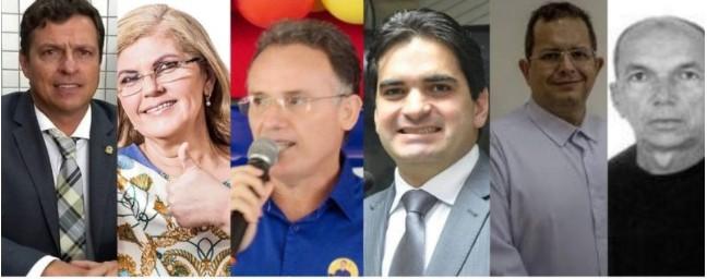HORA H - PESQUISA OPINIÃO: com 48,3% das intenções de voto, Vitor Hugo lidera disputa em Cabedelo