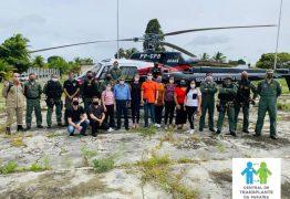 Central de transplante receberá apoio logístico de aeronave do Grupo Tático Aéreo da Paraíba