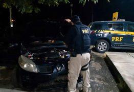 Veiculo roubado há sete anos em Natal é recuperado pela PRF na Paraíba