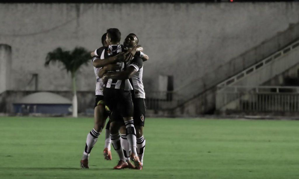 botafogo da paraiba 1024x613 - Treze e Botafogo-PB avançam às semifinais do Campeonato Paraibano - VEJA VÍDEO