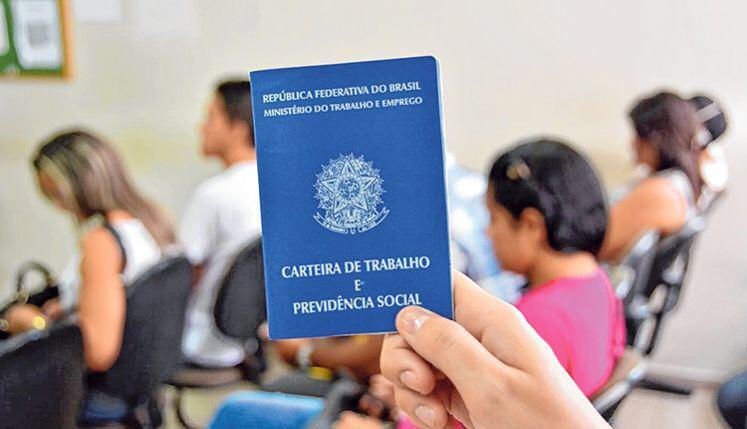 carteira de trabalho 2 - Confira as as 151 vagas de emprego oferecidas pelo Sine de João Pessoa