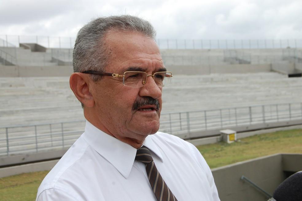 dsc 00481 1 - Procurador Valberto Lira afirma que jogo treino entre Treze e Perilima descumpriu a lei - OUÇA