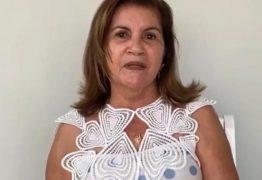 Prefeita de Mamanguape, Eunice Pessoa, testa positivo para covid-19
