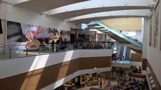 manaira shopping 1 - Novo decreto irá alterar horário de funcionamento de shoppings; veja detalhes das medidas