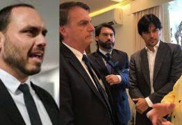 Adversários querem abater Carlos porque foi ele quem elegeu Bolsonaro, diz genro de Silvio Santos