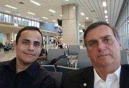 AGU tenta reverter quebra de sigilos de paraibano assessor do presidente Jair Bolsonaro