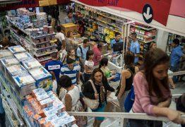 Vendas no varejo da Paraíba crescem 17% em maio após dois meses de queda, diz IBGE