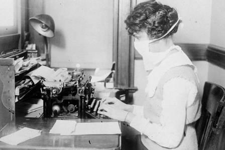 xblog influenza ny.jpg.pagespeed.ic .aMZZgsSmZI - Homem é barrado no transporte público por não usar máscara... em 1918