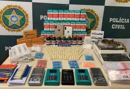 DELIVERY WHATSAPP: Suspeito de traficar drogas por meio de app de mensagens é preso em hotel