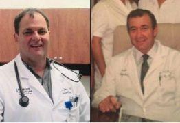 Médicos da linha de frente, pai e filho morrem vítimas da Covid-19