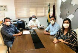 Governador João Azevedo declara apoio a Matheus em Bananeiras.