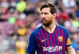 Inter de Milão prepara proposta milionária pra tirar Messi do Barcelona