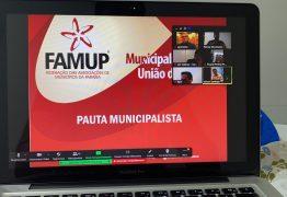 Prefeitos paraibanos discutem pautas municipalistas com deputados federais